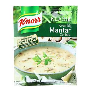 Кнорр крем супа од печурки 62 гр.
